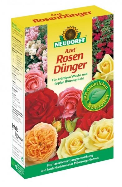 Azet Rosen Dünger