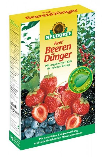 Azet Beeren Dünger