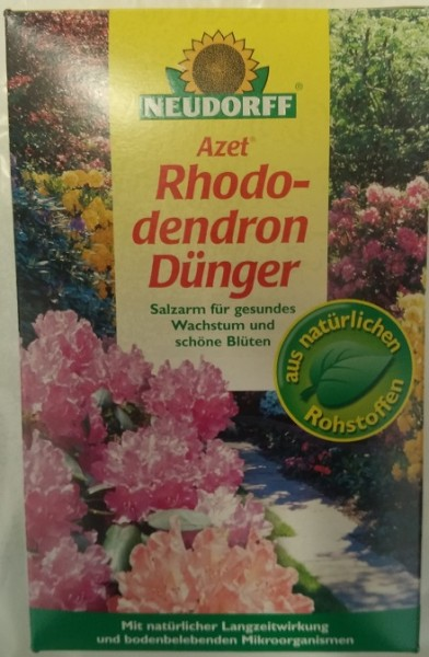 Azet Rhododendron Dünger