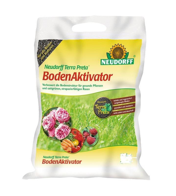 [field_kategorie] - Neudorff Terra Preta BodenAktivator 2kg Granulat für eine verbesserte Bodenstruktur Pflanzenpflege