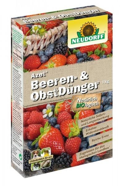 Azet Beeren & Obst Dünger